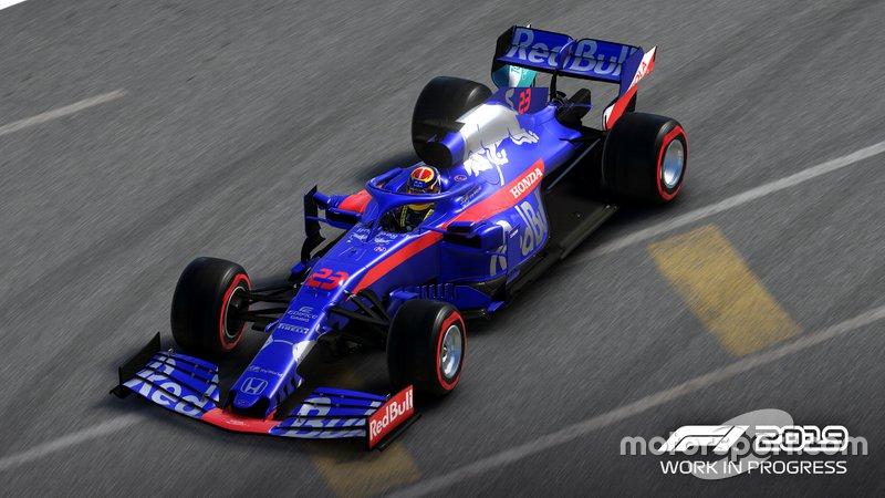 Imagen del 'F1 2019'