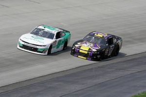 Zane Smith, JR Motorsports, Chevrolet Camaro PatientPop, Bayley Currey, Rick Ware Racing, Chevrolet Camaro EAST CAROLINA UNIVERSITY