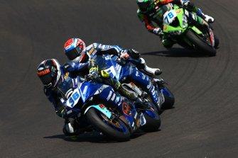 Thomas Gradinger, NRT e Jules Cluzel, GMT94 Yamaha