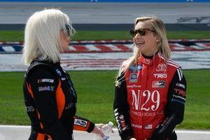 Angela Ruch, Niece Motorsports, Chevrolet Silverado The Ruch Life, Natalie Decker, DGR-Crosley, Toyota Tundra N29 Technologies LLC