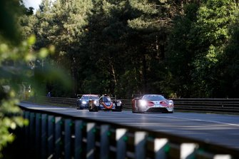 #67 Ford Chip Ganassi Racing Ford GT: Andy Priaulx, Harry Tincknell, Jonathan Bomarito, #43 RLR M Sport / Tower Events Oreca 07 Gibson: John Farano, Arjun Maini, Norman Nato