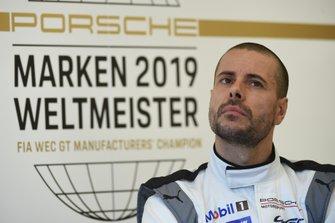 Frédéric Makowiecki, Team Porsche