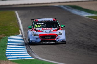 Luca Filippi, BRC Racing Team Hyundai i30 N TCR