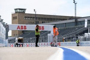 Marshals on track