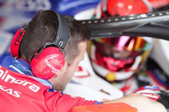 Mechanic talks Pascal Wehrlein, Mahindra Racing, M5 Electro