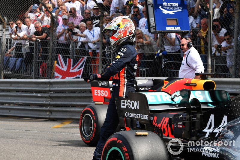 GP de Mônaco: Max Verstappen