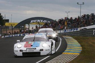 #93 Porsche GT Team, Porsche 911 RSR: Patrick Pilet, Earl Bamber, Nick Tandy