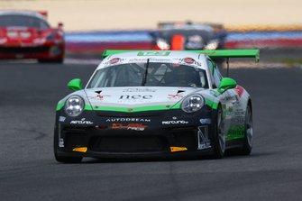 #123 Porsche 991 GT3 CUP GT Light, Autofficina Sarti: La Mazza-