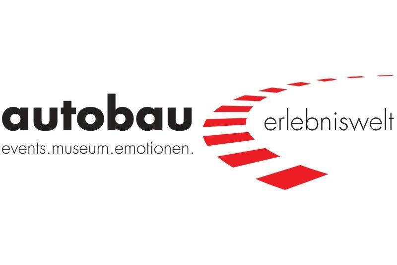 Autobau erlebniswelt, logotype