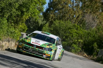 Andrea Crugnola, Pietro Ometto, Volkswagen R5