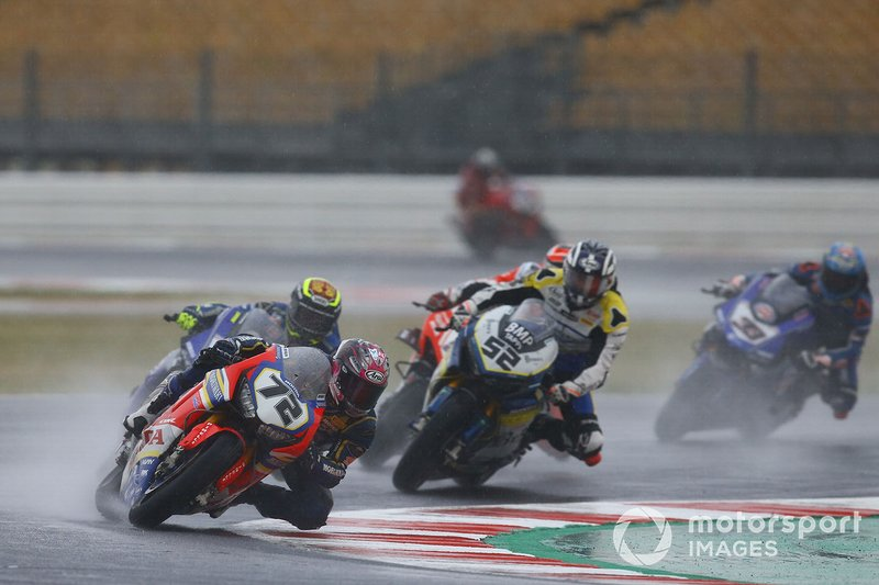 Takahashi, Sandro Cortese, GRT Yamaha WorldSBK, Alessandro Del Bianco, Althea Racing