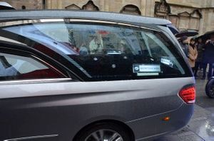 Funeral de Niki Lauda