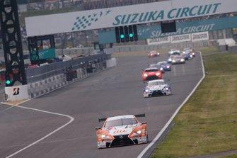 スーパーGT第3戦鈴鹿 レーススタート