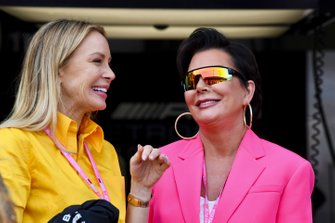 Dee Hilfiger and Kris Jenner