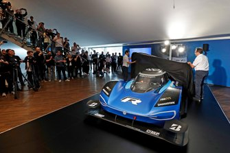 I.D. R prototype for the Nordschleife record drive