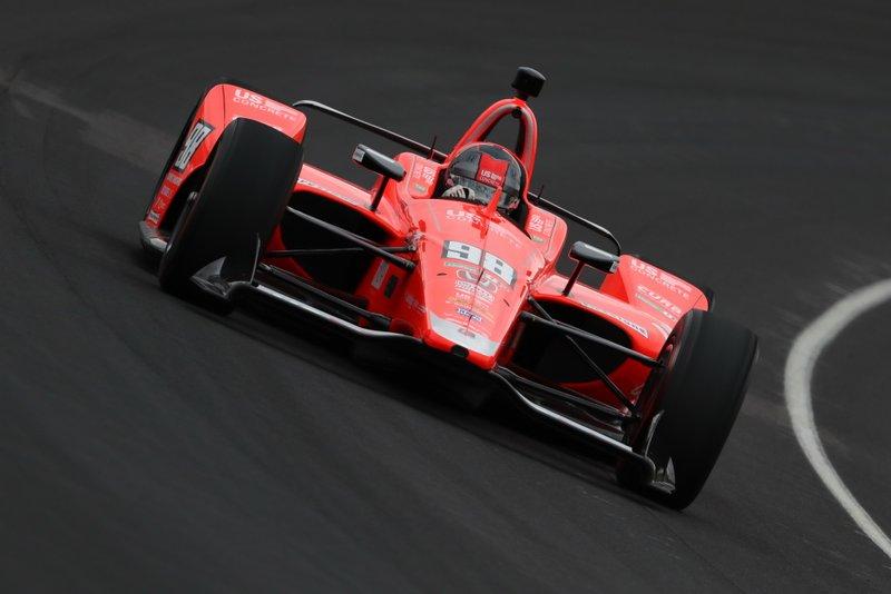 10. Marco Andretti, Andretti Herta with Marco & Curb-Agajanian Honda