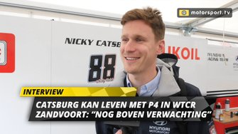 Nick Catsburg interview Jumbo Racedagen 2019
