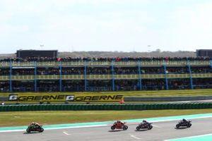 Jonathan Rea, Kawasaki Racing, Chaz Davies, Aruba.it Racing-Ducati Team, Michael van der Mark, Pata Yamaha, Alex Lowes, Pata Yamaha