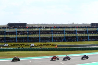 Jonathan Rea, Kawasaki Racing, Chaz Davies, Aruba.it Racing-Ducati Team, Michael van der Mark, Pata Yamaha, Alex Lowes, Pata Yamaha