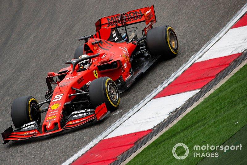Sebastian Vettel - Pós-corrida