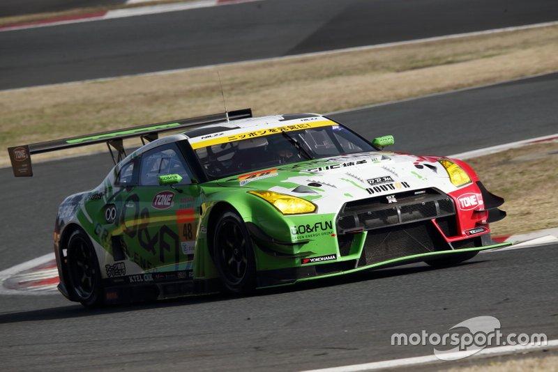 #48 NILLZ Racing Nissan GT-R: Masaki Tanaka, Taiyou Iida