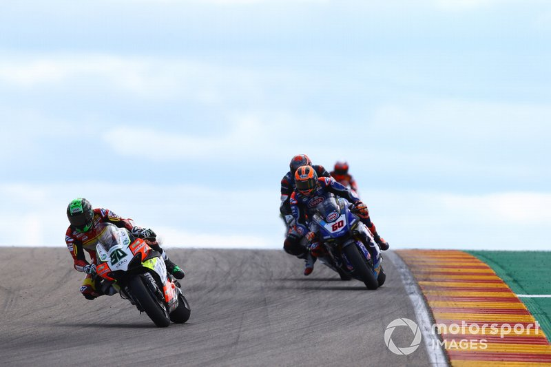 Eugene Eugene Laverty, Team Go Eleven, Michael van der Mark, Pata Yamaha