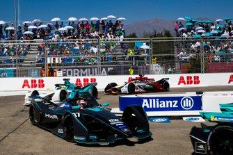 Gary Paffett, HWA Racelab, VFE-05 Oliver Turvey, NIO Formula E Team, NIO Sport 004, Lucas di Grassi, Audi Sport ABT Schaeffler, Audi e-tron FE05