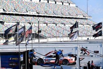 Автомобиль Ford GT (№66) команды Chip Ganassi Racing