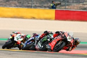Chaz Davies, Aruba.it Racing-Ducati Team, Jonathan Jonathan Rea, Kawasaki Racing