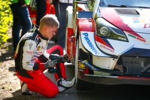 Отт Тянак, Toyota Gazoo Racing WRT Toyota Yaris WRC