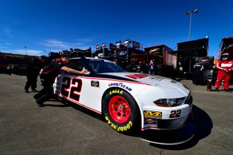 Austin Cindric, Team Penske, Ford Mustang America's Tire / Discount Tire