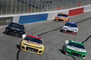 #52: B.J. McLeod, Rick Ware Racing, Chevrolet Camaro and Daniel Hemric, Richard Childress Racing, Chevrolet Camaro Red Kap / Alsco