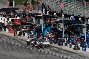 Parker Kligerman, Gaunt Brothers Racing, Toyota Camry Gaunt Brothers Racing / Toyota, pit stop