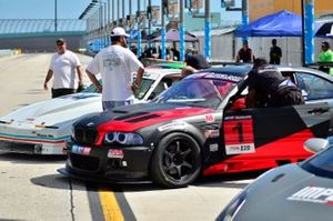 #1 MP2B BMW E46 M3 driven by Peter London & Andor Kovacs of TLM Racing