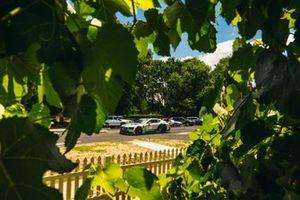 Автомобиль Bentley Continental GT3 (№107) команды Bentley Team M-Sport