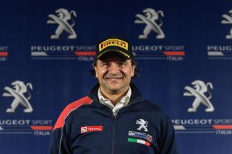Paolo Andreucci, Peugeot Sport Italia