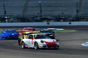 #5 TA3 Porsche 997.1 driven by Carey Grant