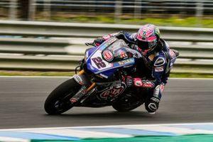 Alex Lowes, Yamaha Pata