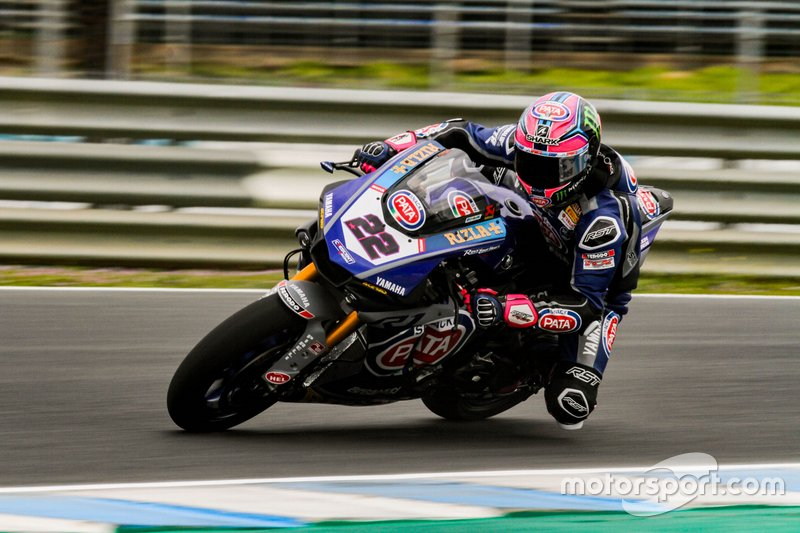 Alex Lowes, Yamaha Pata