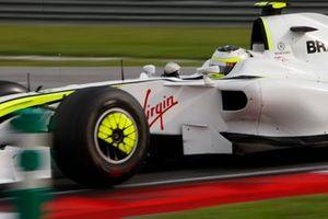 Rubens Barrichello, Brawn GP BGP001