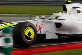 Rubens Barrichello, Brawn GP BGP001