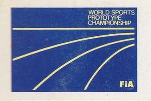 World Sports Prototype Championship logo