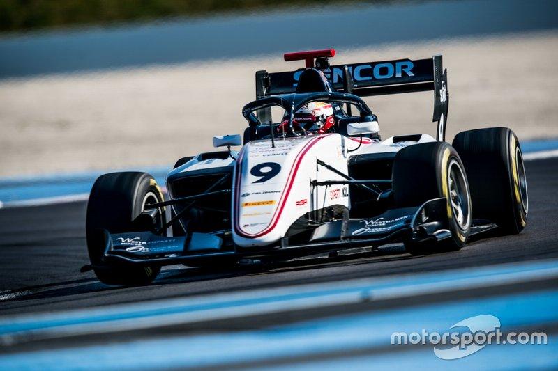 №9. Рауль Хайман (Великобритания, 22 года), Sauber Junior Team by Charouz