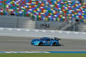 #25 TA2 Chevrolet Camaro driven by Misha Goikhberg of BC Race Cars