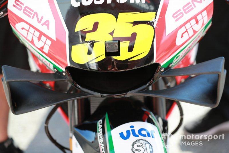 35 - Cal Crutchlow, Team LCR Honda