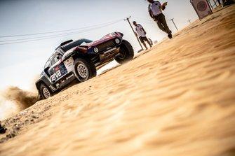 Kuba Przygonski, Abu Dhabi Desert Challenge 2019