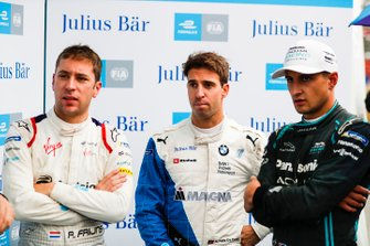 Robin Frijns, Envision Virgin Racing with Antonio Felix da Costa, BMW I Andretti Motorsports, Mitch Evans, Panasonic Jaguar Racing