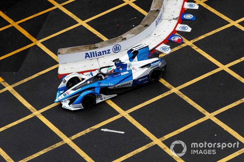 Антониу Феликс да Кошта, BMW I Andretti Motorsports, BMW iFE.18