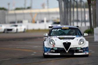 James Walker, Risi Competizione Alfa Romeo Giulietta