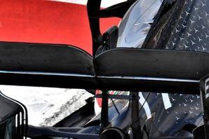Valtteri Bottas, Mercedes-AMG F1 W10 achterzijde